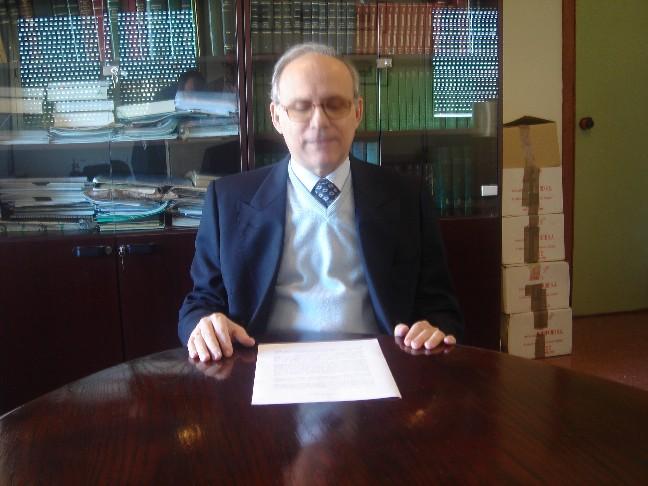 Ignacio Falgueras Salinas: presidente del IEFLP